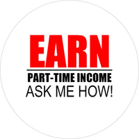 Badge - Earn Part-Time Income