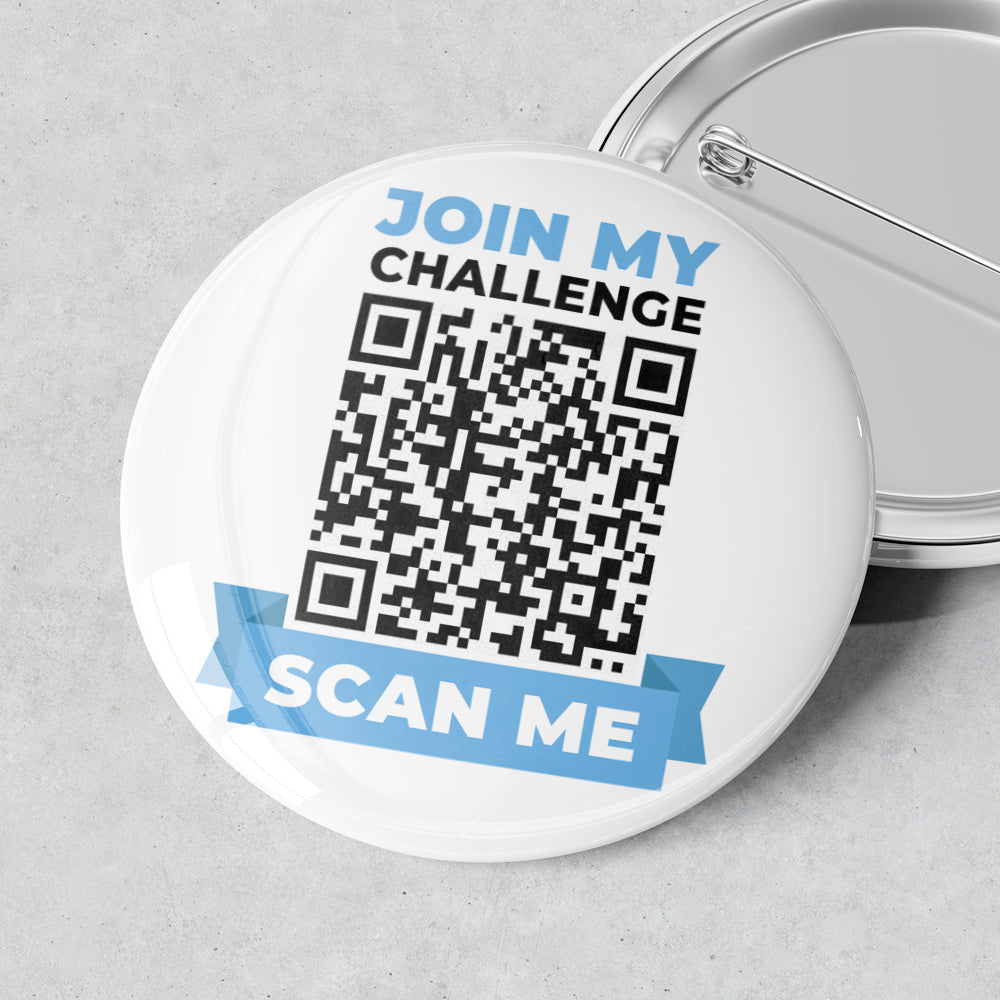 Scan Me Badge (Join My Challenge)