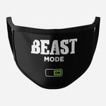 Black Face Mask (Beast Mode)