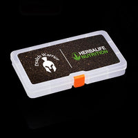 Health Warrior Promotional Sparkly Tablet Box