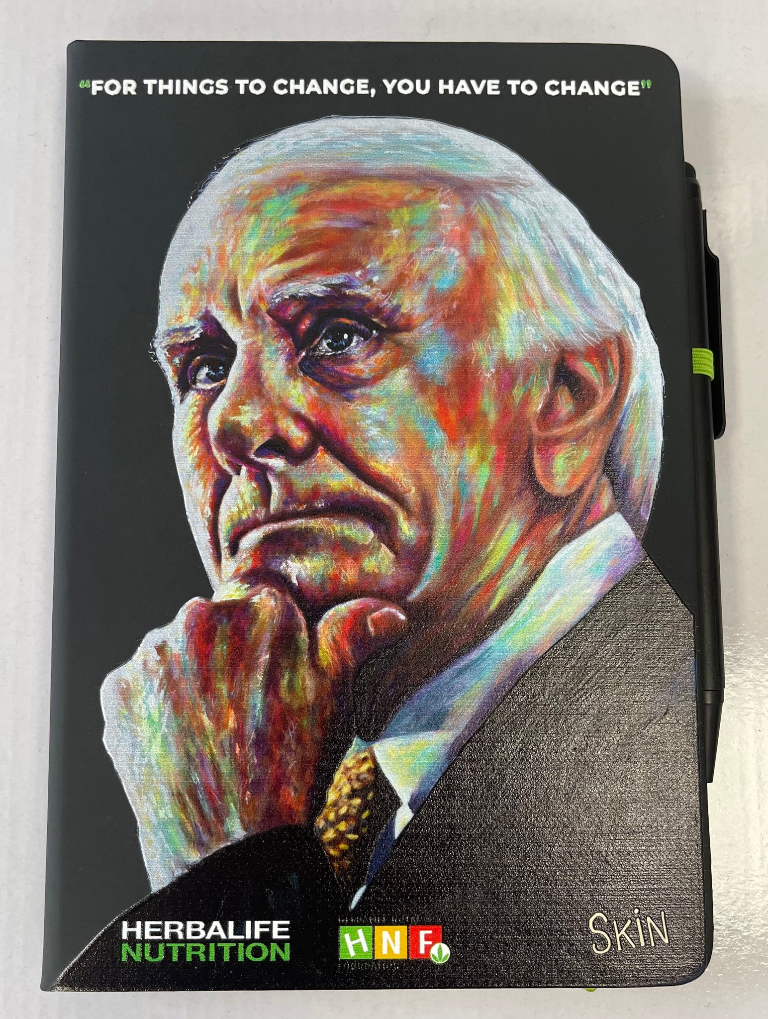 Limited Addition: Jim Rohn A5 Notebook