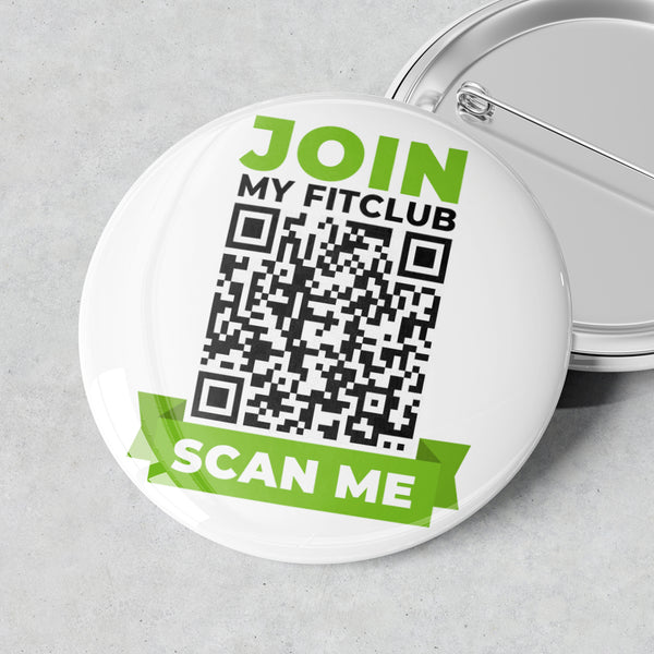 Scan Me Badge (Join My Fit Club)