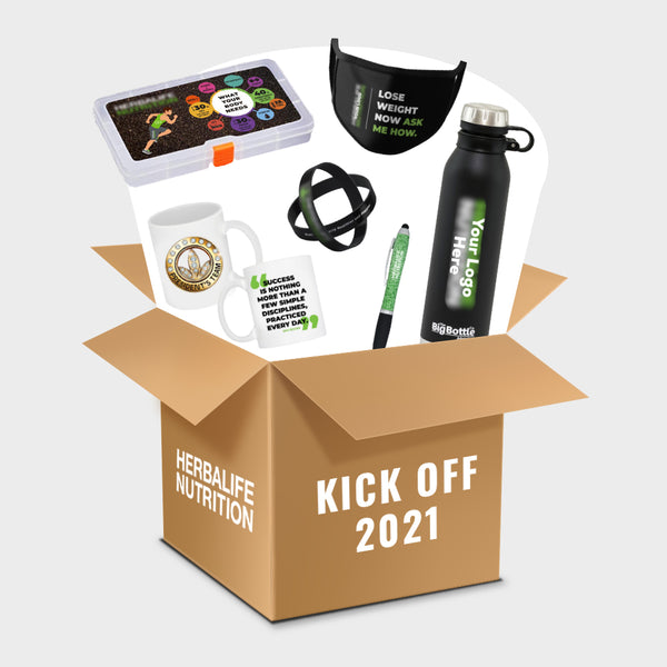 Kick Off 2021 Promotional Gift Box