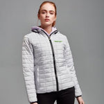 Women's Honeycomb Hooded Jacket