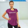 H24 Athlete: Women's TriDri® Yoga Cap Sleeve Top (Printed Front Only)
