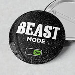 Sparkly Badges (Beast Mode On)