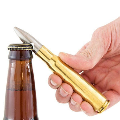 Shark 50 Cal. Bullet Bottle Opener