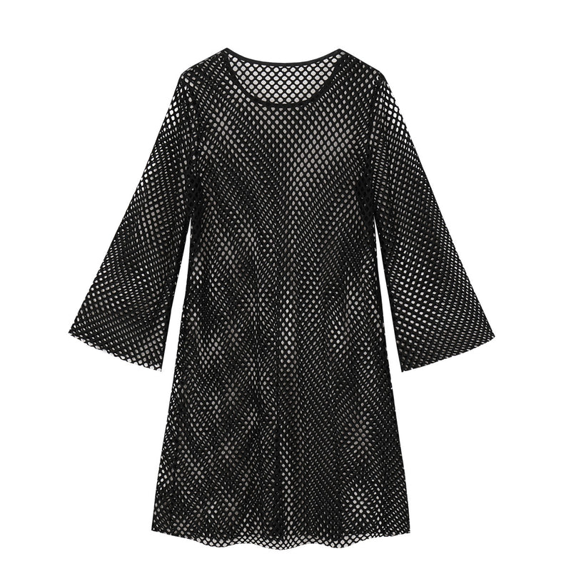 Black US6 Tunic