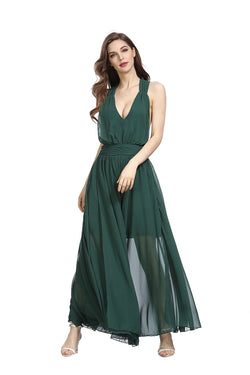 Chilled Green Play Dress