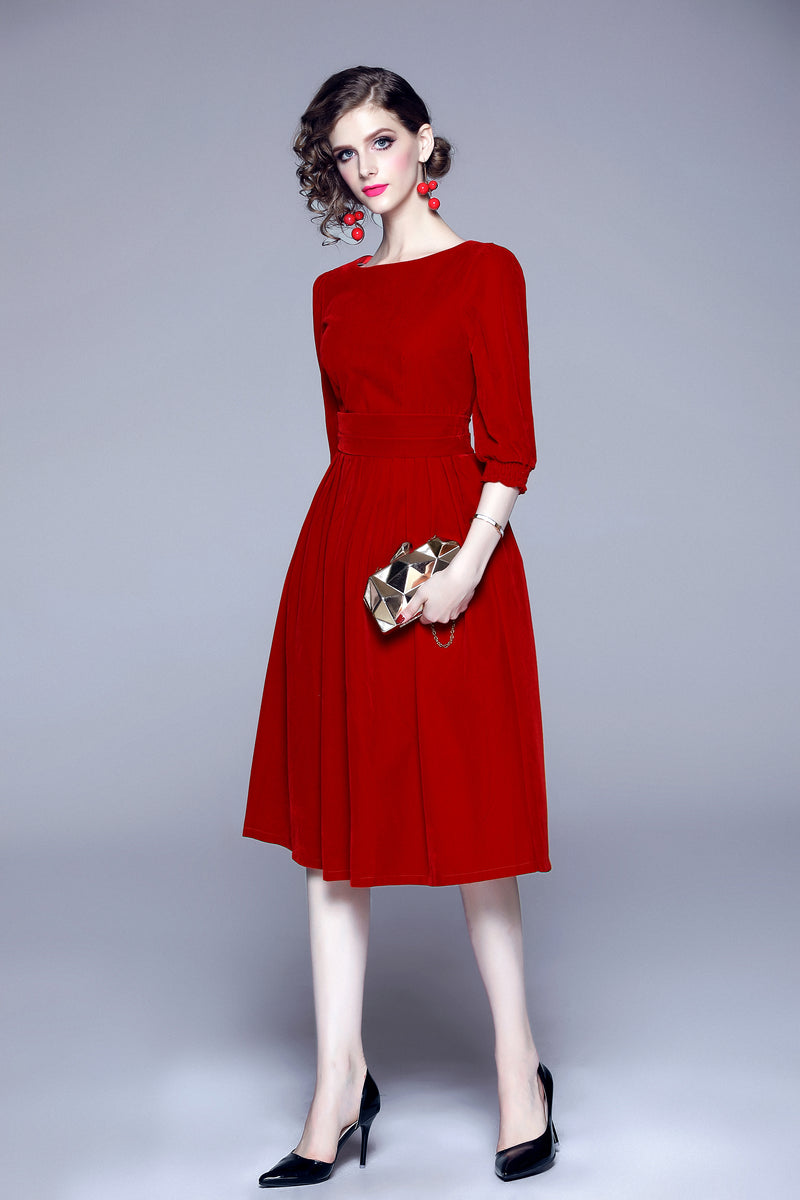 Go Red Play Dress