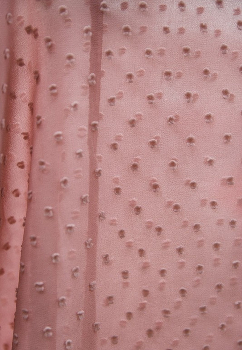 Play Detail Pink Blouse