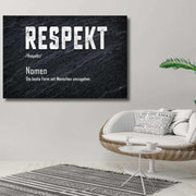 Definition des Respekts - Hustling Sharks