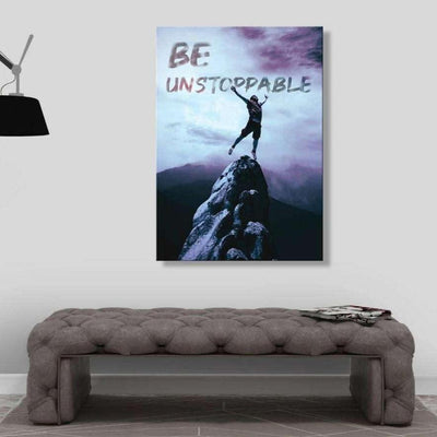 BE UNSTOPPABLE - Hustling Sharks