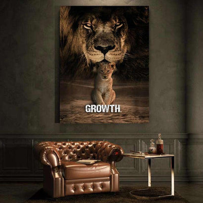 GROWTH. - Hustling Sharks