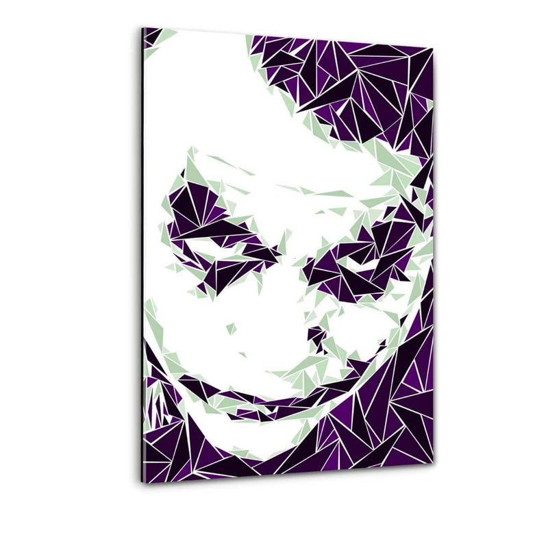 The Joker #3 - Plexiglasbild - Hustling Sharks
