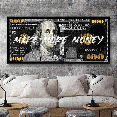 MAKE MORE MONEY - Hustling Sharks