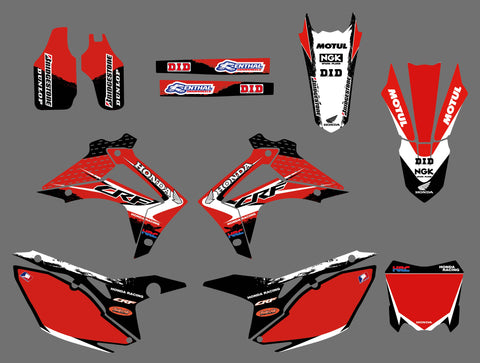 Kit déco HONDA CRF 250-450 (13-16) ORIGINE
