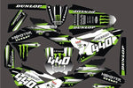 Kit Deco KAWASAKI KXF 450 2016 MONSTER