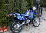 Kit Deco Yamaha Dtr 125 1992-2003 Rockstar Blue