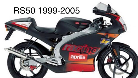 Kit Déco APRILIA RS 50 1999-2005 RACING