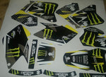 Kit Déco SUZUKI RM 125-250 2001-2012 MONSTER