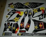 Kit Déco DERBI DRD RACING 2004-2009 RB