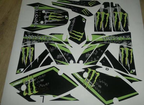 Kit Deco Rieju Smx / Mrx Green