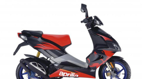 Kit déco APRILIA SR 50 2006-2020 Black Lion