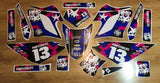 Kit Déco DERBI DRD RACING 2004-2009 PIMPSTAR