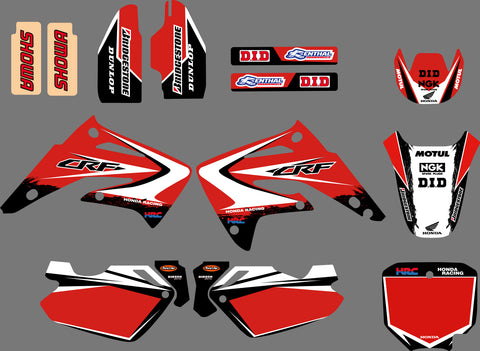 Kit Déco HONDA CR 85 2003-2012 ORIGINE