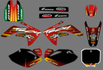 Kit Déco HONDA CRF 150 2007-2018 TROY