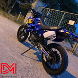 Kit Deco Yamaha Dtr 125 1992-2003 Red Bull C