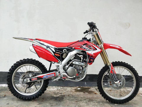 Kit déco HONDA CRF 250-450 2013-2016 ORIGINE