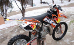 Kit Déco KTM SX 85 2006-2012 RED BULL