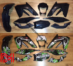 Kit Déco Aprilia Sx 125 Green