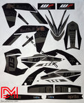 Kit Déco Aprilia Sx 125 Rb Chrome