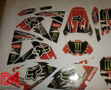 Kit Deco Rieju Smx / Mrx Fox