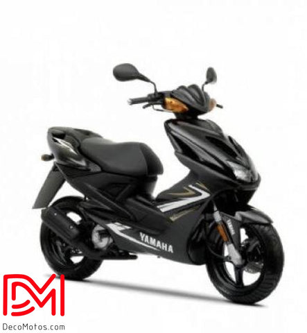 Kit Deco Yamaha Aerox Midnight Black 2010