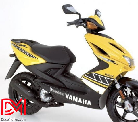 Kit Deco Yamaha Aerox R Yellow