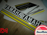 Kit Deco Yamaha Aerox Yellow