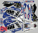 Kit Deco Yamaha Dtr Dtx 125 2004-2006 Fox Alternative #2