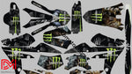 Kit Déco Yamaha Wr 450 2016-2018 Monster