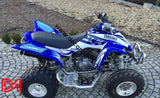 Kit Déco Yamaha Yfm 350 Raptor Blue Original