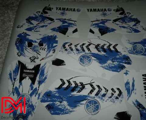 Kit Déco Yamaha Yz 125-250 2002-2012 Magic