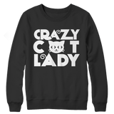 Limited Edition - Crazy Cat Lady  (blue)