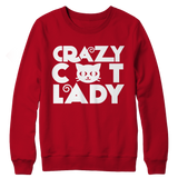 Limited Edition - Crazy Cat Lady (Red)