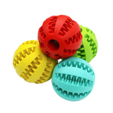 Rubber Ball Chew Toy – Teeth Cleaner
