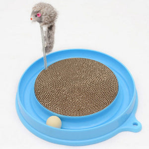 Turbo Scratcher Cat Toy