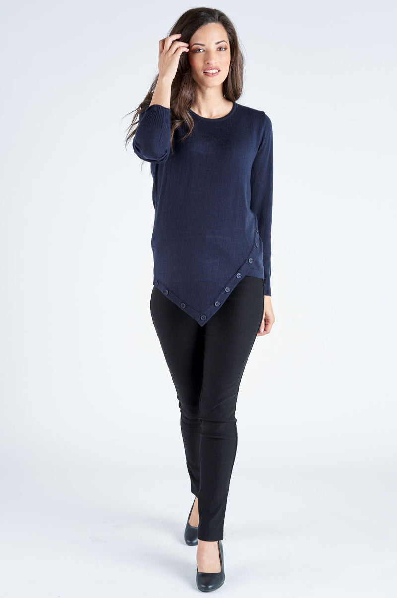 Willow Wool Mix Knit Top