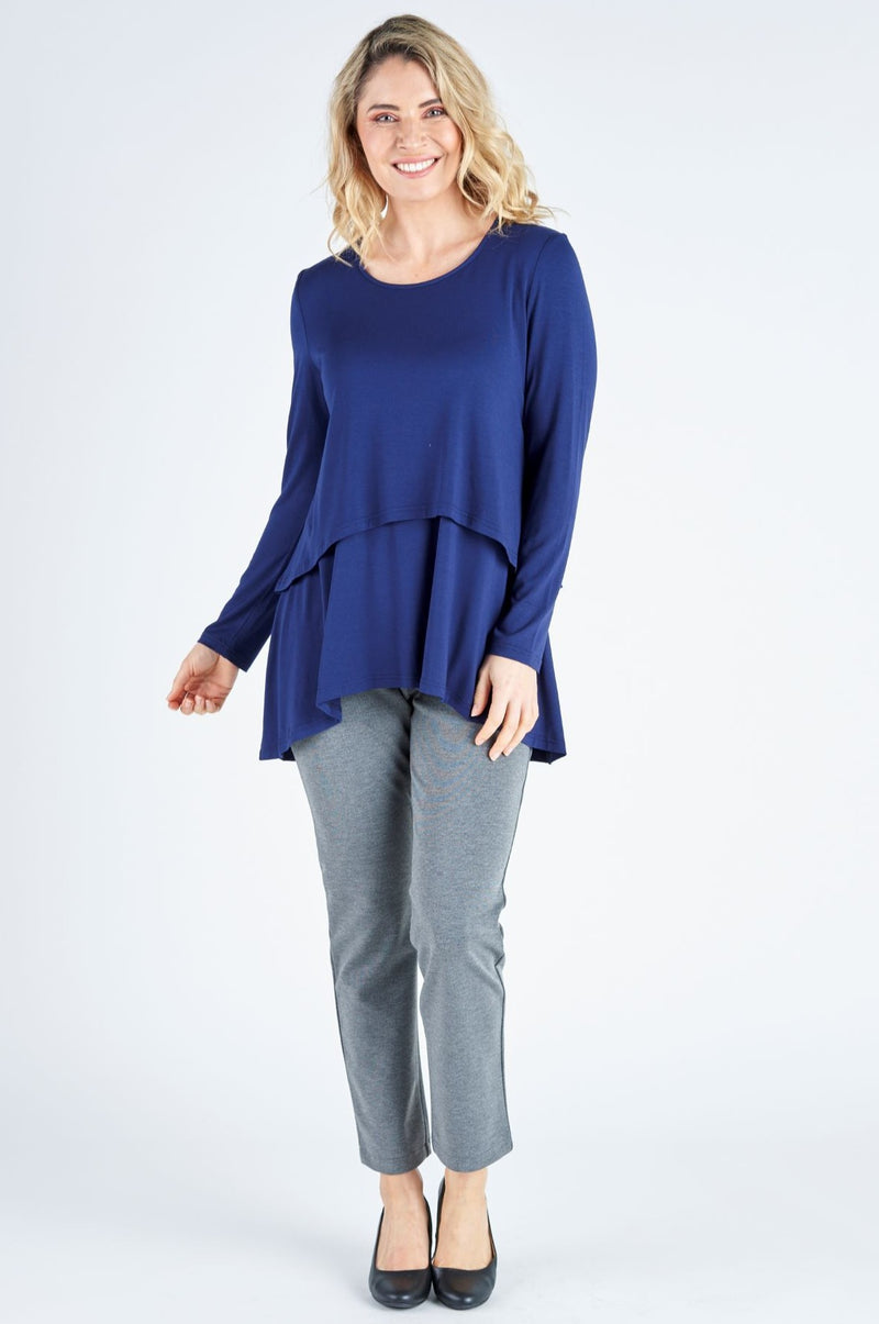 Lydia Long Sleeve Layer Top